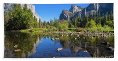 Classic Valley View Bath Towel