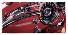Classics Dashboard Bath Towel