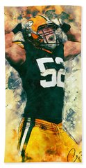 Clay Matthews Hand Towel