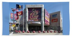 Cleveland Cavaliers The Q Hand Towel