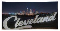 Cleveland Pride Bath Towel