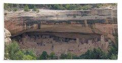 Cliff Palace Mesa Verde Bath Towel