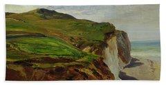 Cliffs Bath Towel