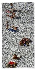 Clifton Beach, Cape Town Hand Towel