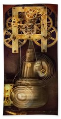 Clockmaker - The Mechanism  Hand Towel