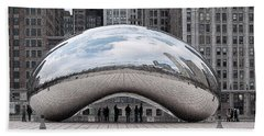 Cloud Gate Hand Towel