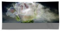 Cloud Rose Hand Towel