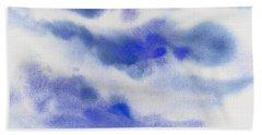 Clouds Bath Towel