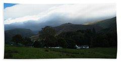 Cloudy Hills Bath Towel