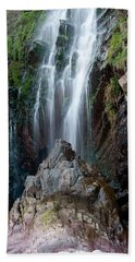 Clovelly Waterfall Hand Towel