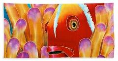Clown Fish  Hand Towel