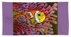 Clownfish I  Hand Towel