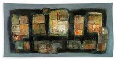 Club Hand Towel by Behzad Sohrabi