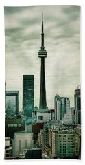 Cn Tower Hand Towel