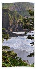 Coastal Bluff Hand Towel