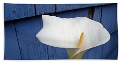 Coastal Cow Lilley Hand Towel
