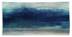 Coastal Escape 2- Art By Linda Woods Hand Towel