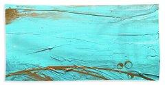 Coastal Escape II Bath Towel by Kristen Abrahamson