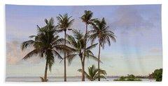 Coastal Landscape - Guam Hand Towel by Scott Cameron