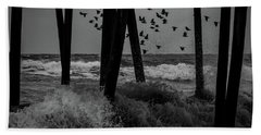 Coastal Movements Hand Towel