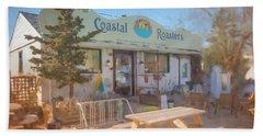 Coastal Roasters Bath Towel