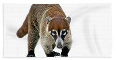 Coatimundi Bath Towel