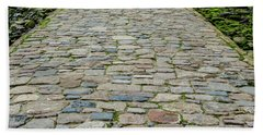 Cobbled Causeway Hand Towel