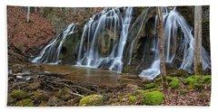 Cobweb Falls Bath Towel