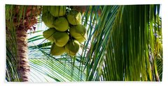 Coconuts Hand Towel