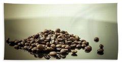 Coffee Beans, No.2 Bath Towel