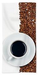Coffee Hand Towel