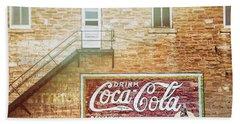 Coke Classic Bath Towel