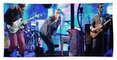 Coldplay7 Hand Towel by Rafa Rivas