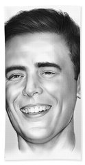 Colin Hanks Bath Towel