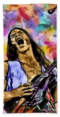 Collection Mark Farner - 1 Bath Towel