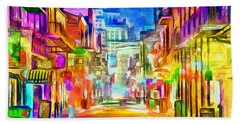New Orleans Collection - 1 Bath Towel