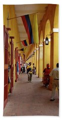 Colombia Walkway Hand Towel