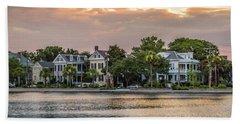 Colonial Lake Charleston Sc Hand Towel