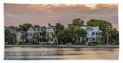 Colonial Lake Charleston Sc Bath Towel