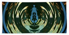 Color Abstraction Lxx Hand Towel