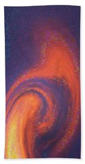 Color Abstraction Xlii Hand Towel by David Gordon