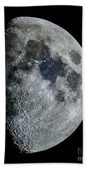Color Moon Bath Towel