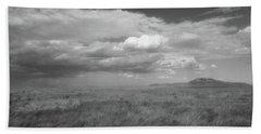 Colorado Grassland Hand Towel