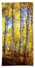 Aspen Magic   Bath Towel