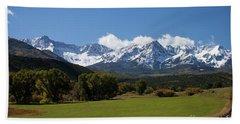 Colorado Ranch Hand Towel