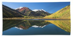 Colorado Reflections Hand Towel