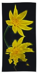 Colorado Wildflower Bath Towel