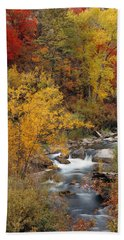 Colorful Canyon Hand Towel