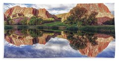 Colorful Colorado Hand Towel