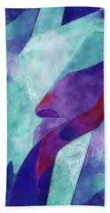 Colorful Form Hand Towel